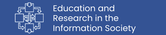Education and Research in the Information Society Logo